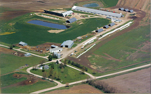Farming and agriculture has always played an important role at Northwest.  The University Farm was established in 1905 and still plays an important role in Northwest's agricultural endeavors.  During the 1960s, Northwest's farm operations expanded to include a poultry plant, a hog operation, a dairy herd, a 500-acre farm, a beef herd and a small flock of sheep.