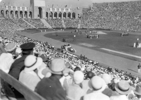 The Berlin Olympics was the first to have live television coverage.