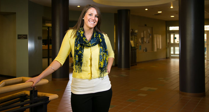 MBA degree allows Northwest graduate to pursue own path